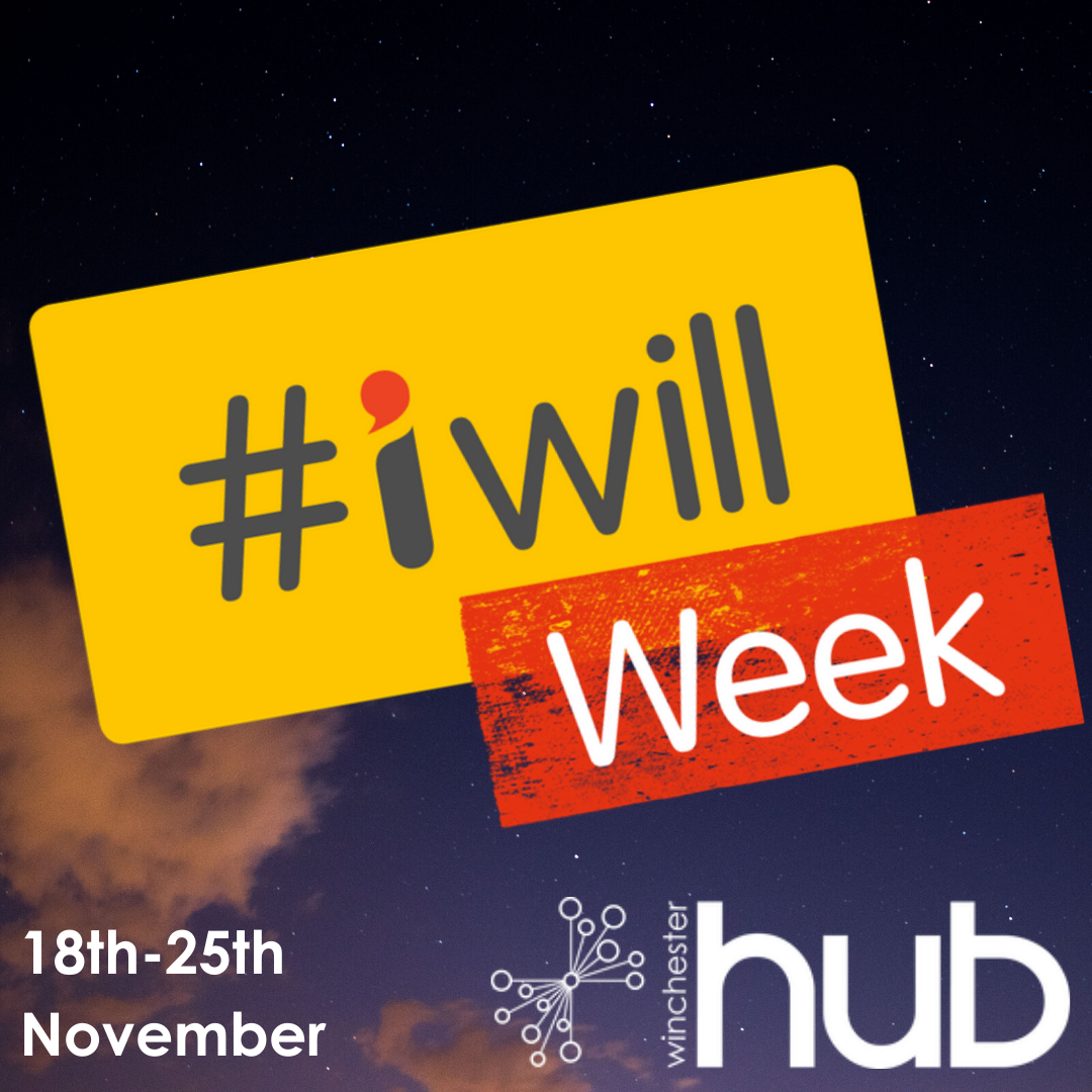 #iwill write about #iwillweek2019