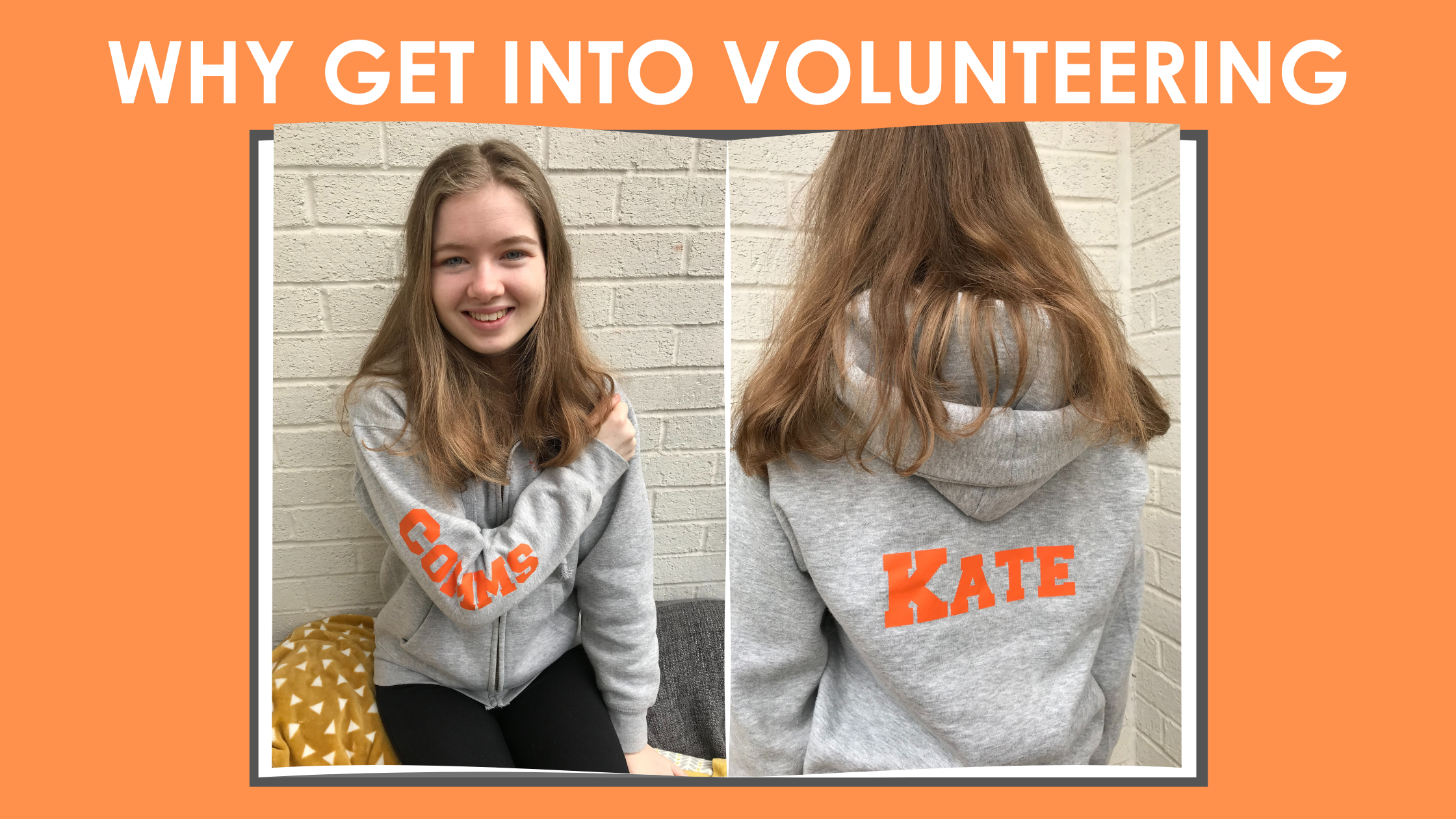 Why get into Volunteering?