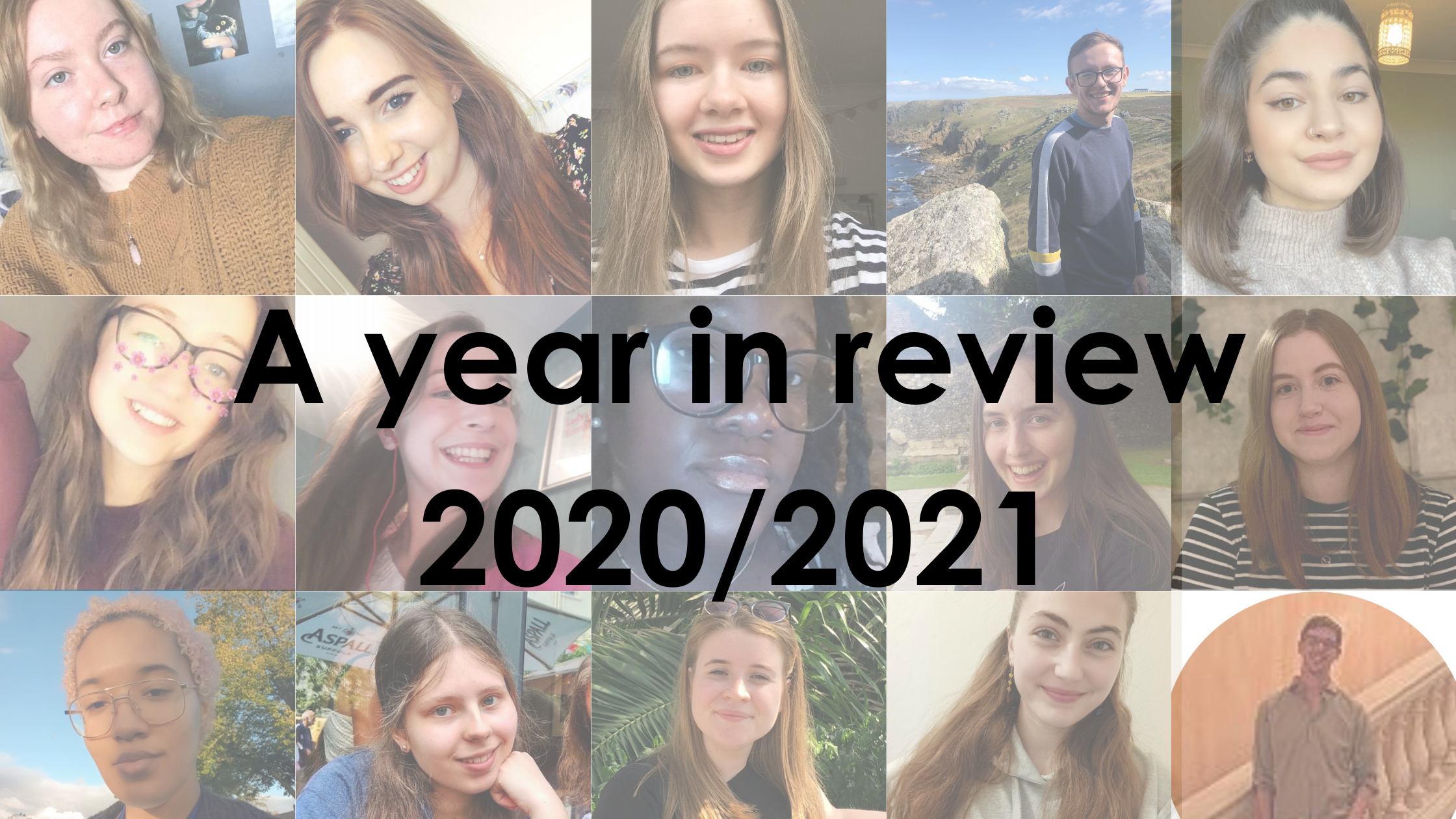 What we have accomplished together: A year in review